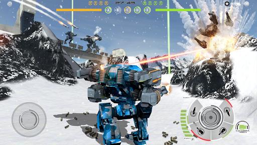 Mech Battle - Robots War Game  astuce 1