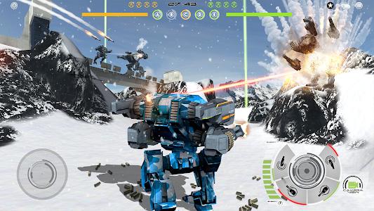 Mech Battle - Robots War Game 3.4.1