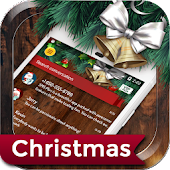 Christmas SMS Messenger Theme