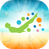 100s to Happiness- Pilates App