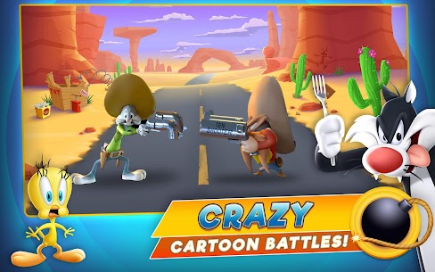 Looney Tunes™ World of Mayhem – Action RPG 18.0.0 MOD APK (Infinite Gold) 2