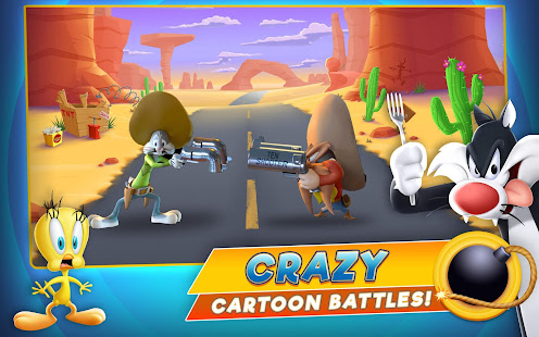 Looney Tunes™ World of Mayhem - Action RPG 18.0.0 APK + Modificación (Unlimited money) para Android