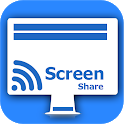 Screen Share for Samsung TV: Screen Mirroring App icon