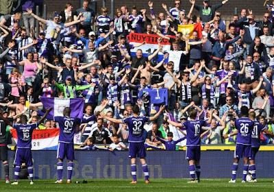Comme Bruges et le Standard, Anderlecht peine à remplir son stade