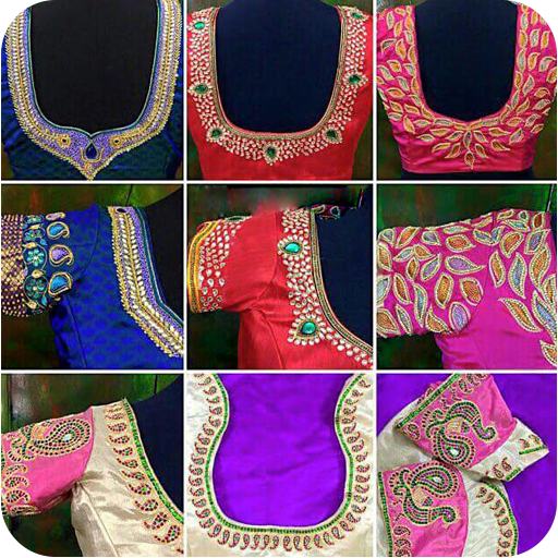 Maggam Work Blouse Designs Apps On Google Play
