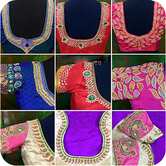 8a2ced4e96d602 Download Blouse Cutting And Stitching Videos - 2018 on PC & Mac with ...
