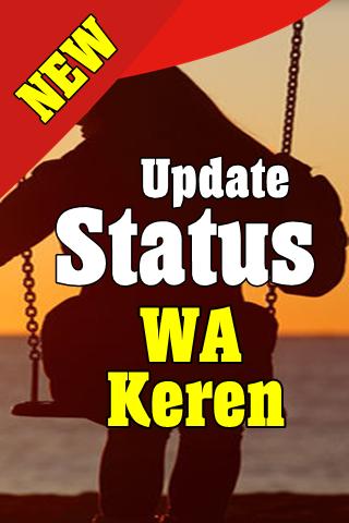 спампаваць Update Status Wa Keren Terbaru апошнюю версію апк