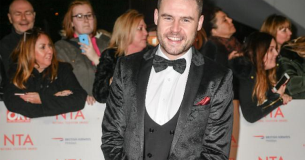 Danny Miller 'lucky' to have become 'so close' to Ryan Hawley