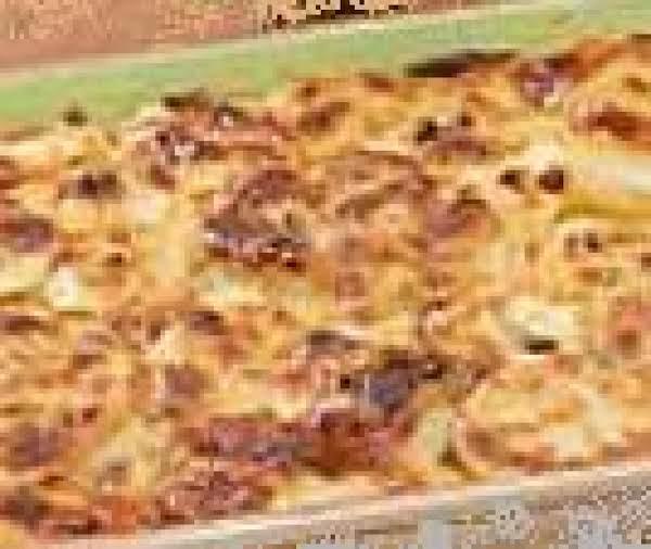 Awesome Potato Au Gratin With Fennel And Leek Recipe