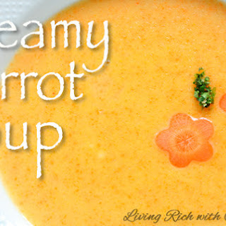 Chicken Rice Carrot Soup Recipes