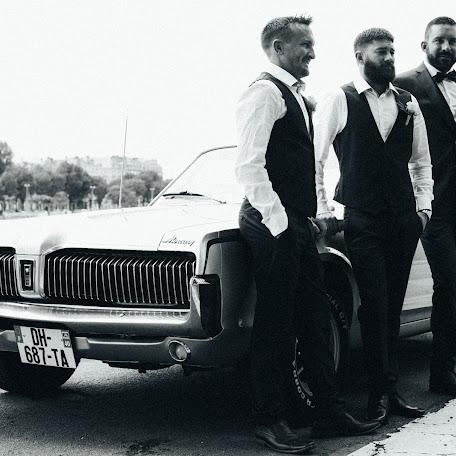 Wedding photographer Patrick Duval (simonfoto). Photo of 17.07.2017