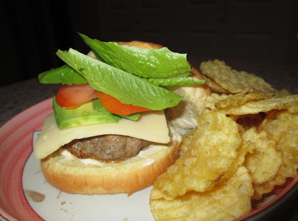 The Naughty Burger Recipe