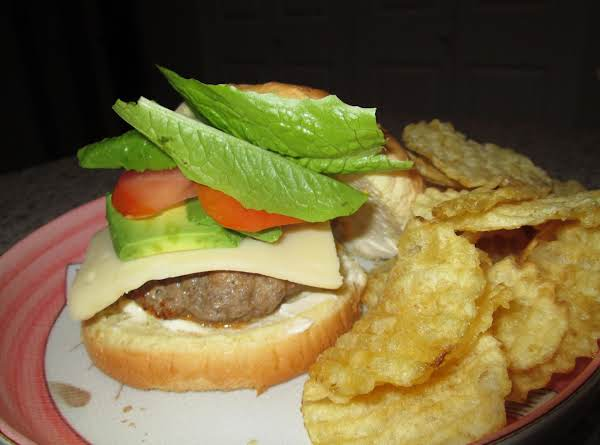 The Naughty Burger Recipe