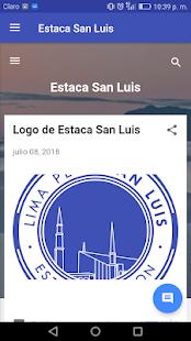 Download Estaca San Luis - Perú For PC Windows and Mac apk screenshot 4