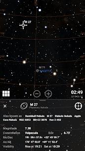 Stellarium Mobile Plus: Mapa de Estrellas 5