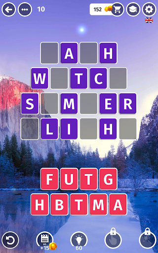 Word Tango :  a word puzzle game - screenshot