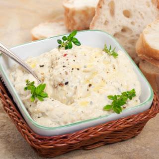 Herbed White Bean Hummus