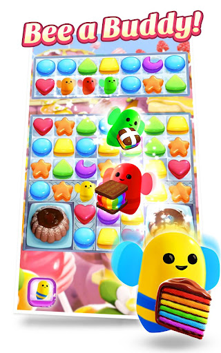 Cookie Jam Blastu2122 New Match 3 Game | Swap Candy screenshots 10