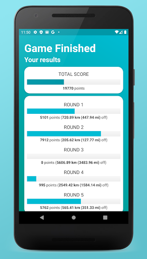 GeoQuiz Challenge screenshot 8