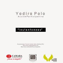 """Photo: """"Instantaneas"""" Propuesta seleccionada en la Convocatoria  de la Camara de Comercio de Bucaramanga  y Fundación Septum Arte y Cultura """"Accciones efimeras en el espacio publico"""""""