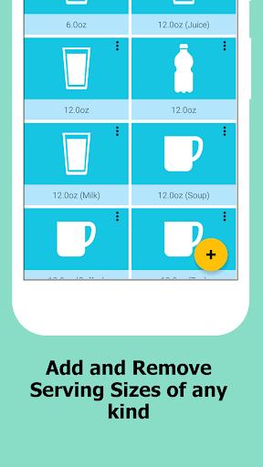 Aqualert:Water Intake Tracker &Reminder Google Fit screenshot 4