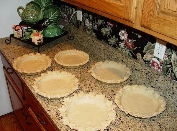 My Flakey Pie Crust