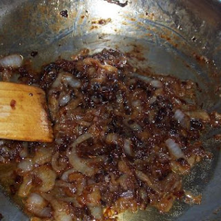Caramelized Onions for Steak