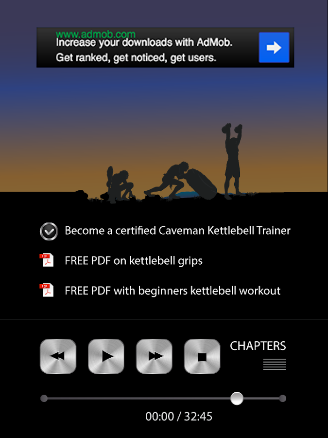 Kettlebell Swing- screenshot