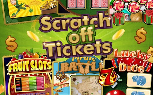 Scratch Off Tickets- screenshot thumbnail