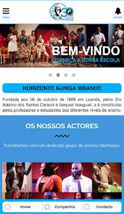 Horizonte Online - náhled
