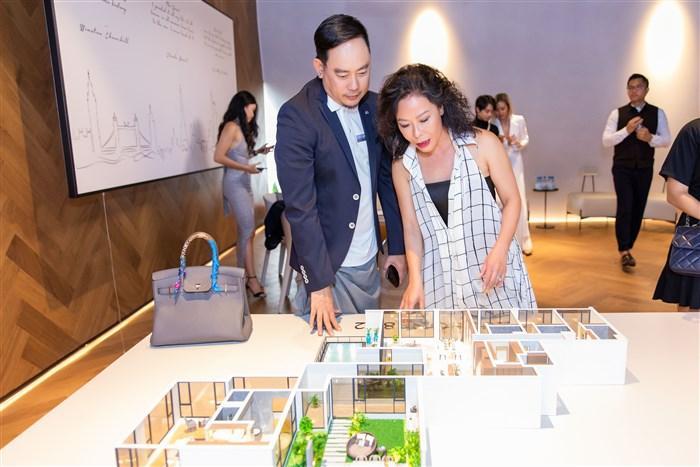 City Garden Thủ Thiêm ra mắt khu tư vấn dành riêng cho bộ sưu tập thượng đỉnh tại dự án The River Thu Thiem - Ảnh 2
