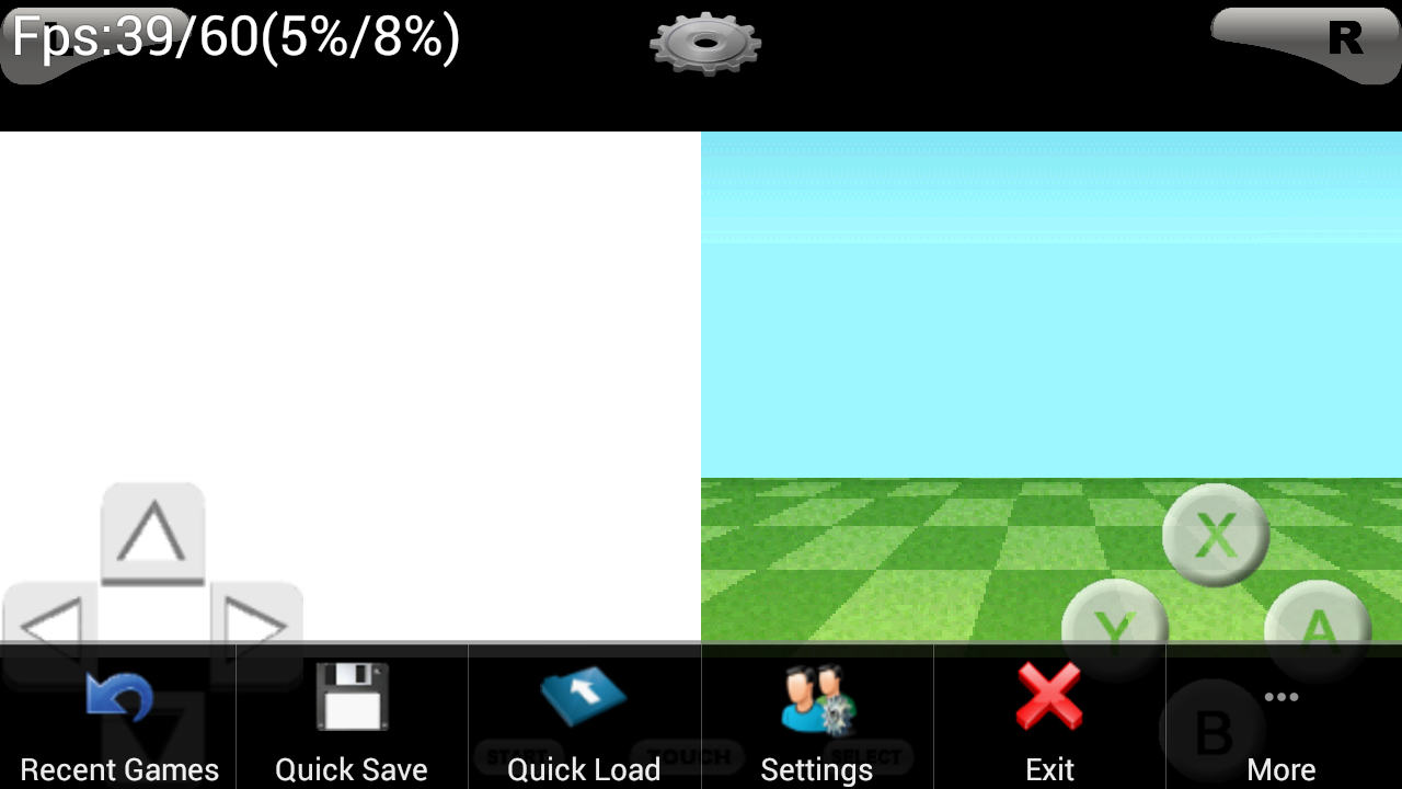 NDS Boy! NDS Emulator- screenshot