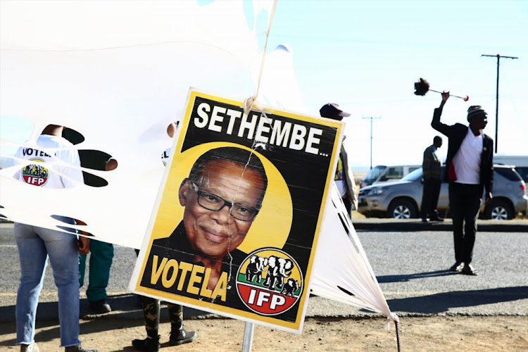 The IFP won 52% of the vote in the by-election in Ward 7 in Mthonjaneni in the King Cetshwayo District in KwaZulu-Natal.