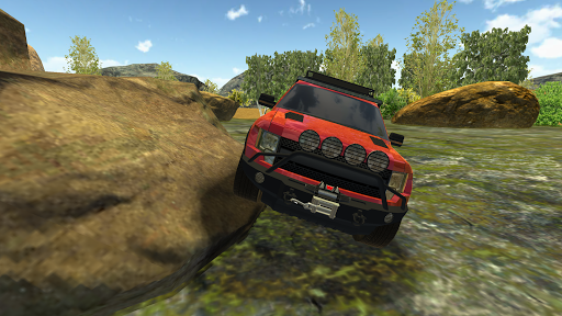 Screenshot for American Off-Road Outlaw in United States Play Store