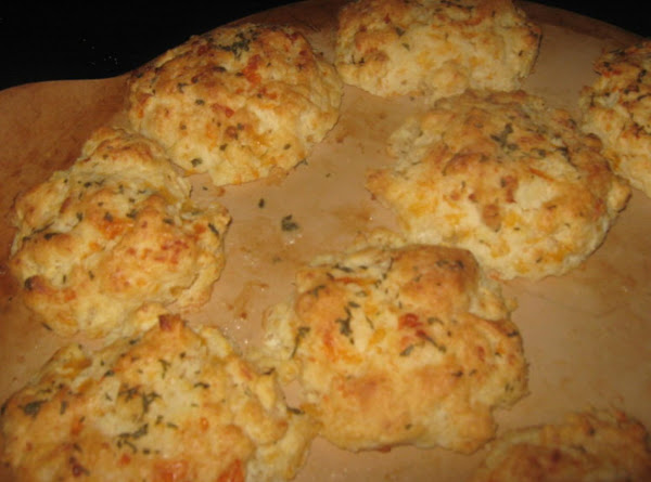 Red Lobster's Cheese Biscuits Recipe