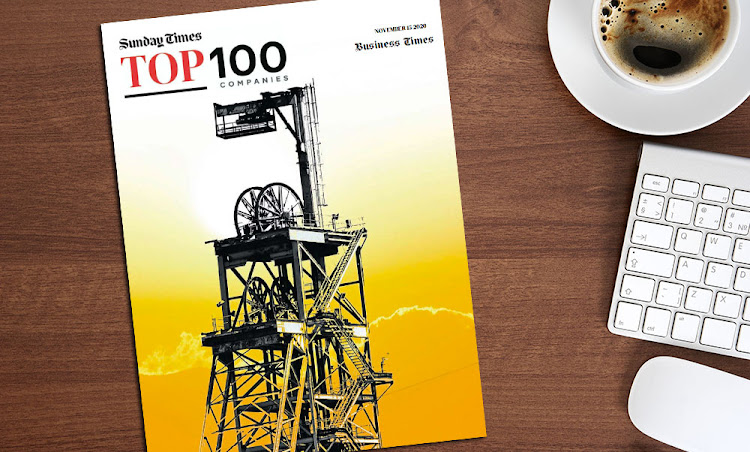 Read the full listing of the Sunday Times Top 100 Companies below.