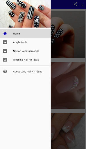 Best Nail Art Designs for Long Nails 2019 1.0 screenshots 1