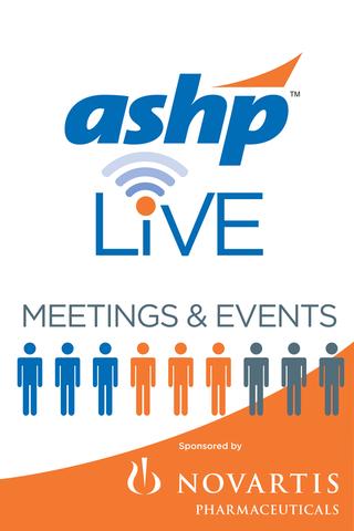 ASHP LIVE
