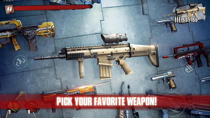 Zombie Frontier 3: Sniper FPS Screenshot 12
