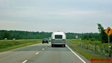 Photo: on our way to the Pocono NASCAR race