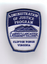 Photo: Dabney S. Lancaster Community College, Administration of Justice Program