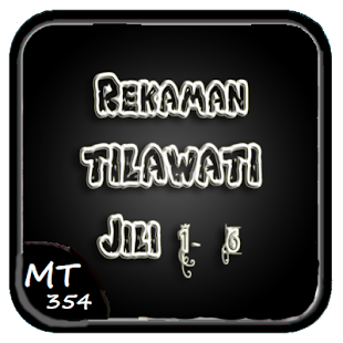 Rekaman Tilawati Jilid 1-6 Offline - náhled