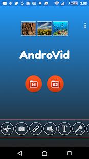 AndroVid Pro Video Editor- screenshot thumbnail