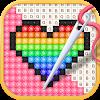 Cross Stitch - Draw Sandbox Pixel Art APK