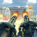 Heavy War Guns - War Gun Strike Fire Battlegrounds icon