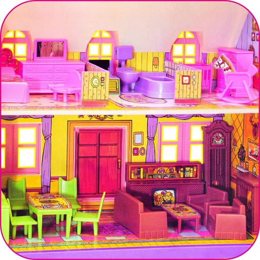 Doll house design APK