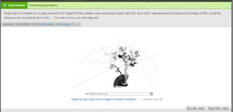 Photo: Parte de la localización al Español de Plone Slimbox en cyn.in