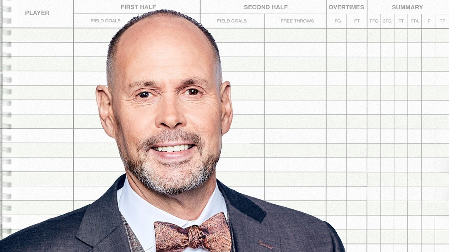 #NBATogether With Ernie Johnson
