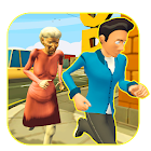 Hello Scary Neighbor - Bully Boy Family Game icon