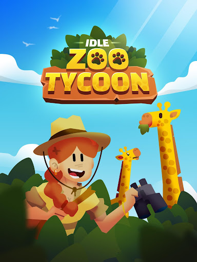 Idle Zoo Tycoon 3D screenshot 1